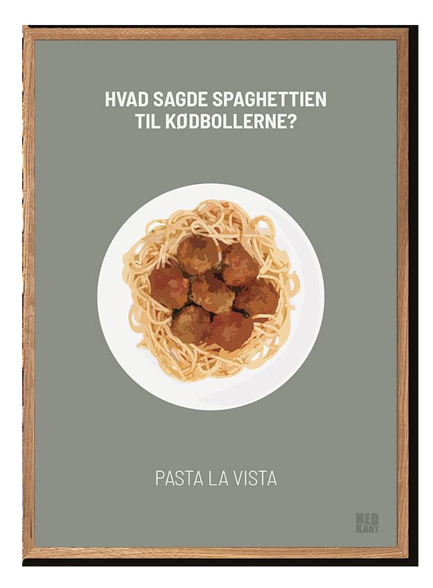 Dårlig Joke - Pasta - Mintgrøn
