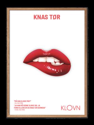 KLOVN Plakat, citat klovn, plakater