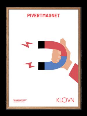 KLOVN plakat, klovn citat, pivert plakat, pivert