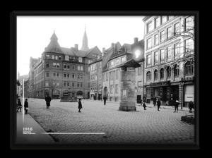 Gamle billeder af københavn, By plakater, Plakater