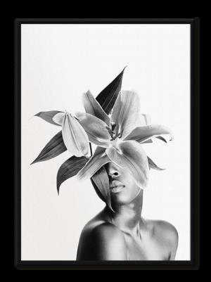 mode plakat, brand plakat, plakat kunst, sort hvid plakat, design plakat